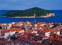 克罗地亚-地中海的明珠