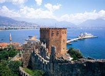 土耳其旅游之-地中海地区