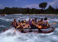 土耳其旅游之-四季漂流