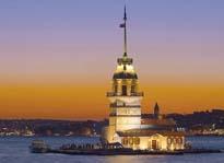 土耳其旅游之-伊斯坦布尔和马尔马拉