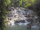 邓斯河瀑布 - 牙买加