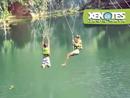 墨西哥坎昆天然井旅游