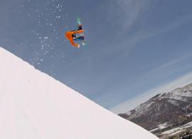 触动灵魂的滑雪