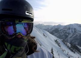 点燃激情的滑雪