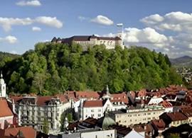 斯洛文尼亚首都卢布尔雅那:给你最完美的绿色假期