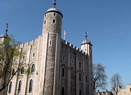 伦敦塔:女王陛下的宫殿与城堡