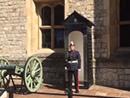 伦敦塔的守卫...