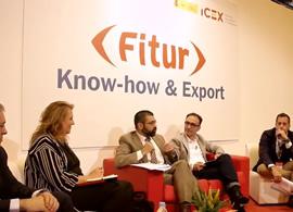 FITUR 2016 --西班牙国际旅游交易会
