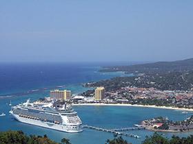 牙买加 - 风光无限的浪漫之都