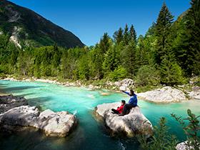 斯洛文尼亚的美食自然之旅