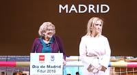 2018年西班牙国际旅游交易会的第三天