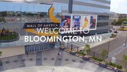 欢迎来到布卢明顿!