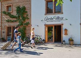斯洛文尼亚:布莱德花园村(Garden Village Bled)