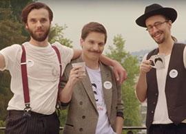 斯洛文尼亚:小胡子之旅