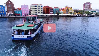 惊艳众人的加勒比-库拉索首府:威廉斯塔德
