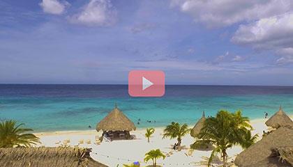 加勒比-库拉索给你不一样的碧海蓝天
