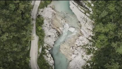 跟着《国家地理》探险家去探索斯洛文尼亚的绿色故事