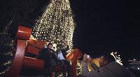来斯洛文尼亚-布莱德体验圣诞月的热闹氛围