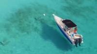 """逃离城市,去加勒比库拉索""""无人岛""""旅游"""