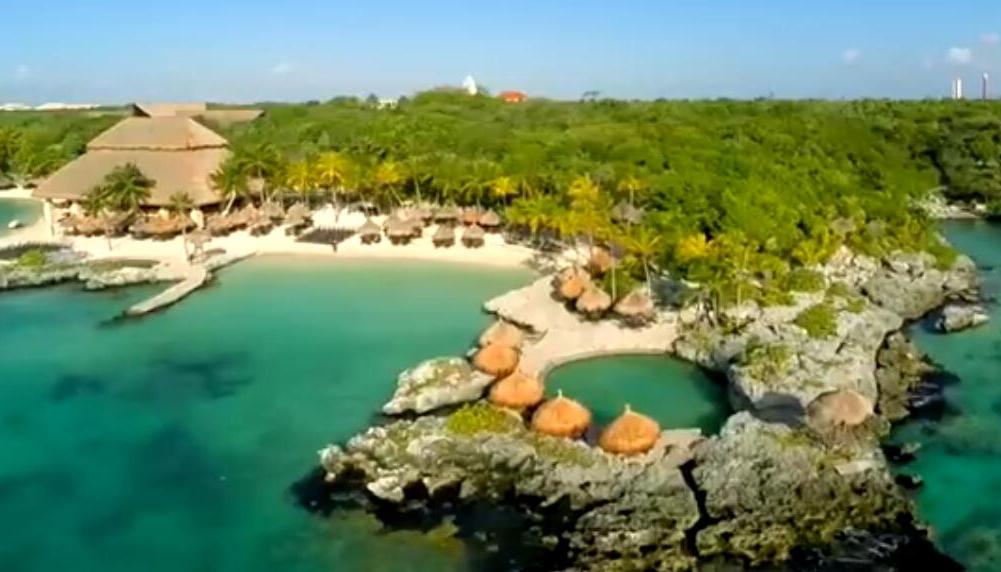 坎昆生态主题公园西卡莱特公园:墨西哥的宏伟天堂