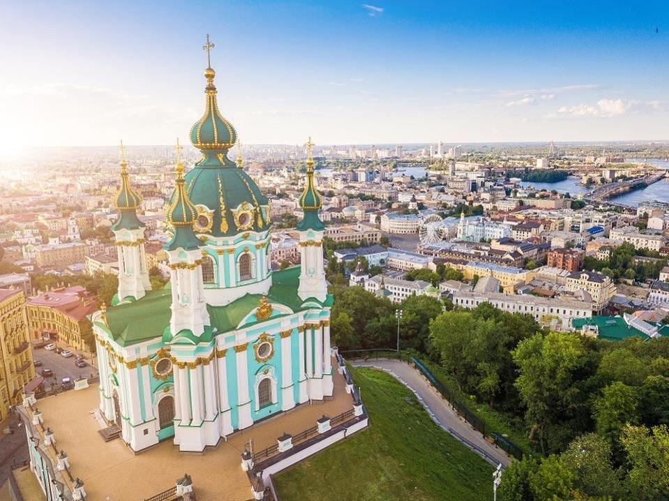 60秒带你看遍乌克兰首都基辅的必游景点