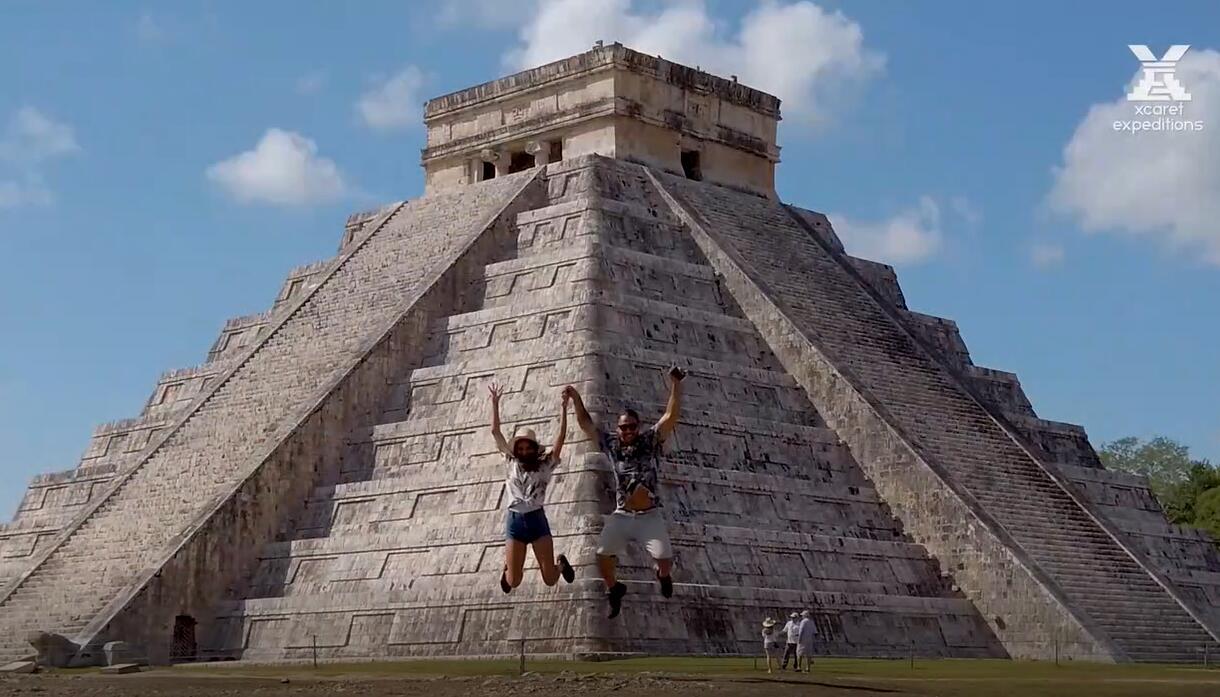 欢迎重返墨西哥玛雅世界!奇琴伊察和图卢姆考古遗址重新开放!