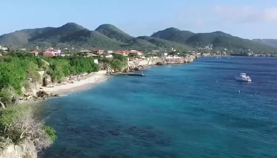 加勒比-库拉索岛避世之旅