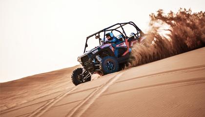 沙迦开放沙漠活动,是时候来场热情又温柔的沙漠之旅了