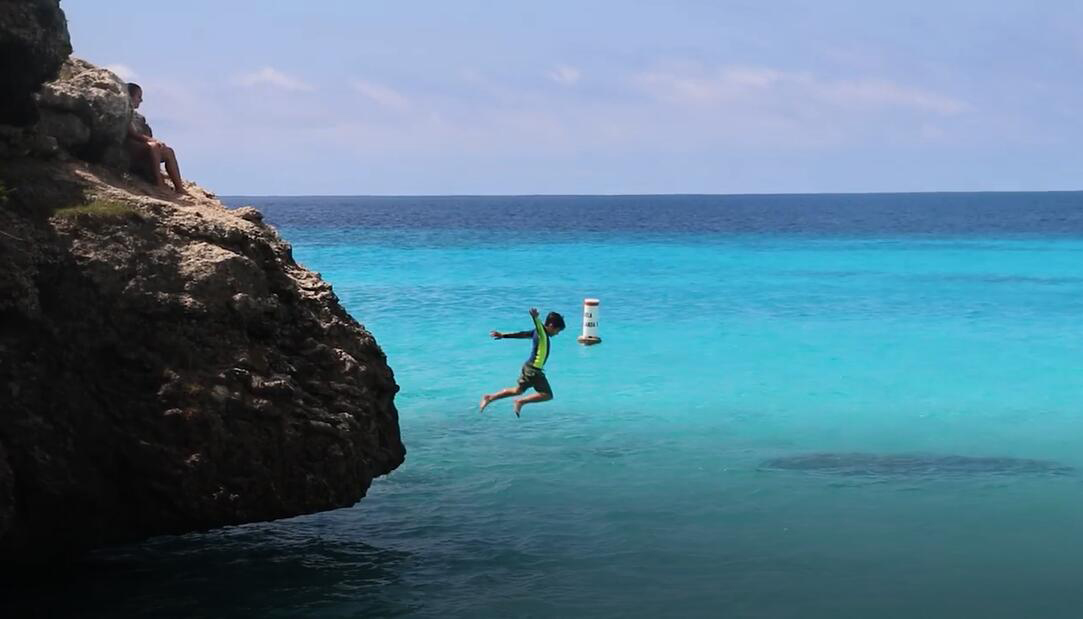 如果天堂真的存在,那一定就在加勒比海的库拉索!